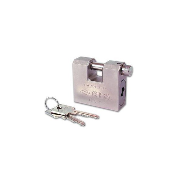 Compare prices for Cisa 28550 Lim Series Straight Shackle Padlock