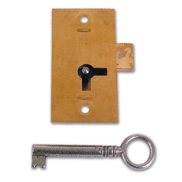 Compare prices for Aldridge No. 100 1 Lever Straight Cupboard Lock