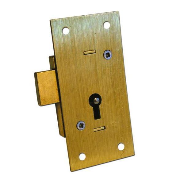 Compare prices for Aldridge No 36 2 Lever Straight Cupboard Lock