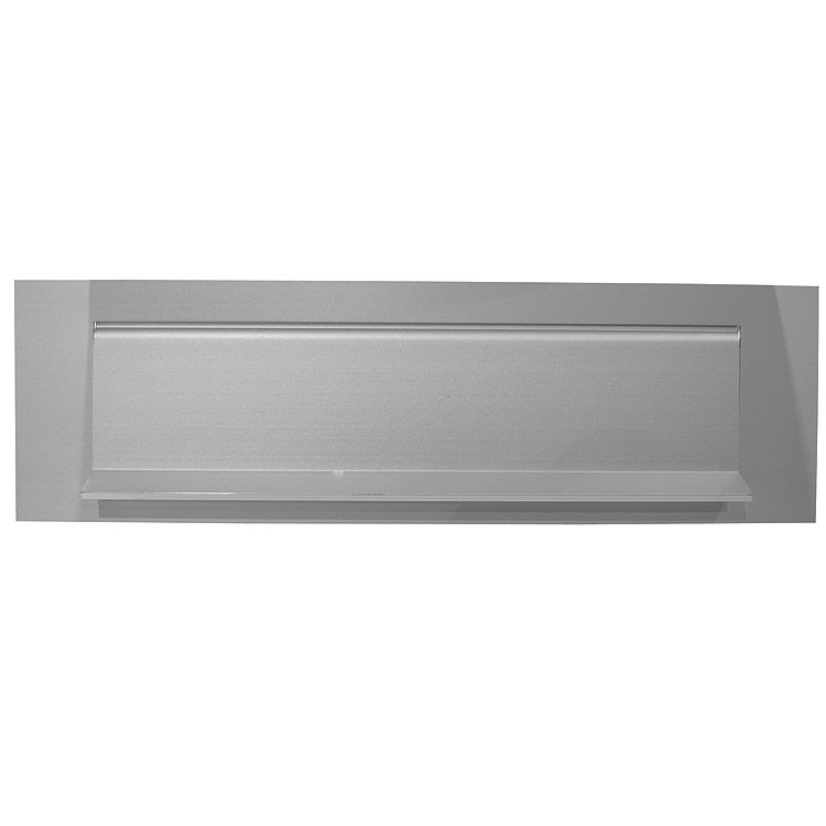 Compare prices for Jedo Aluminium Gravity Letterplate