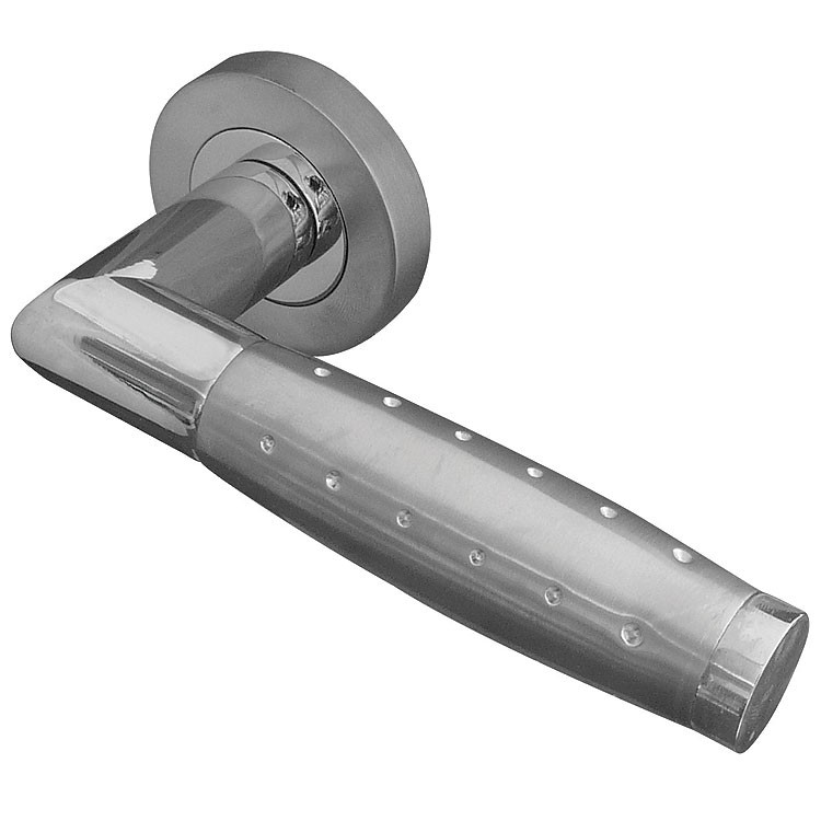 Compare prices for Jedo Aero Door Handle on Round Rose