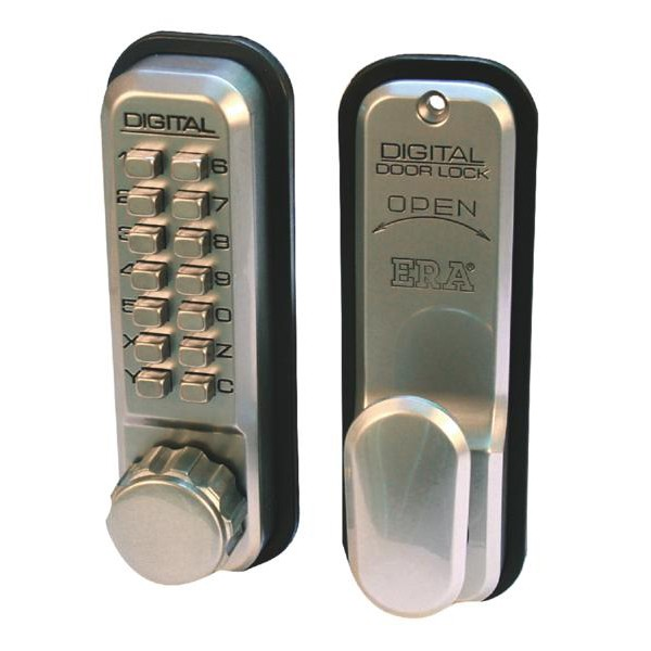 Compare prices for ERA 291 Digital Door Lock With Hold Back