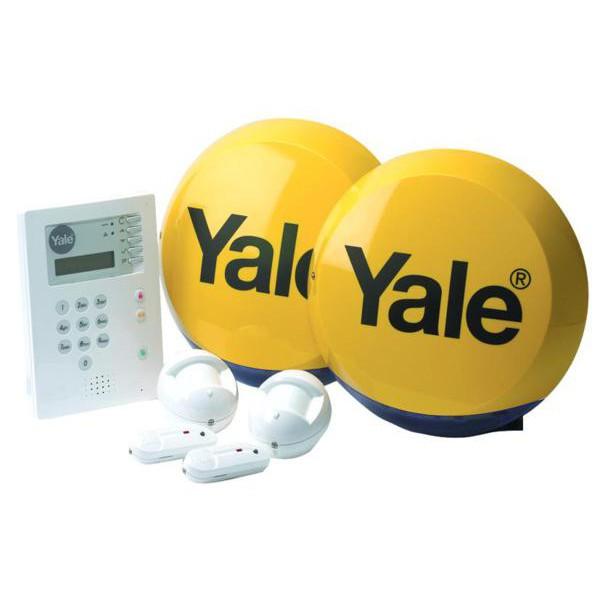 Yale HSA 6400 Premium Alarm Kit