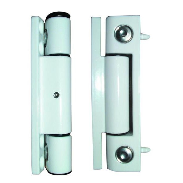 Compare prices for Window Ware 100mm UPVC Door Butt hinge