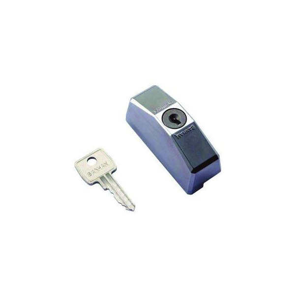 Compare prices for Banham W109 Cylinder Metal Window Lock
