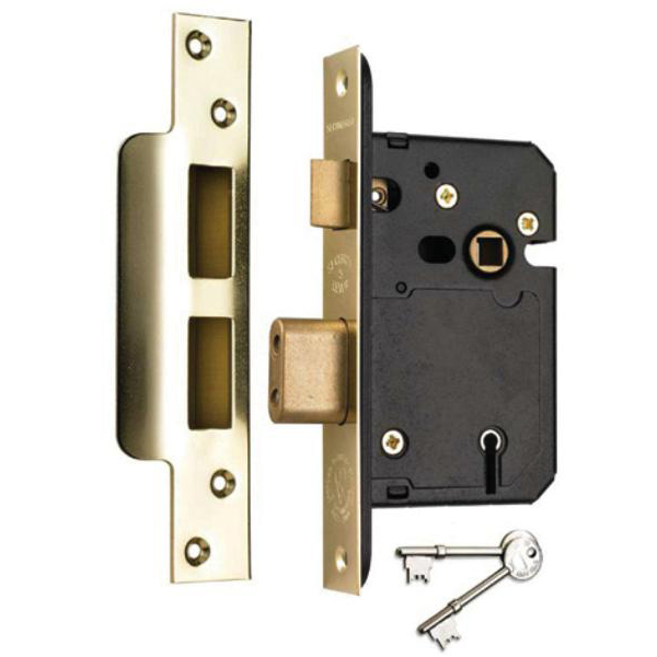 Compare prices with Phone Retailers Comaprison to buy a SECUREFAST SKS2 and SKS3 BS3621 5 Lever Front Door Sashlock