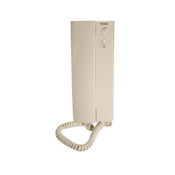 Videx 3171A 2 Button Handset - Electronic Call Tone
