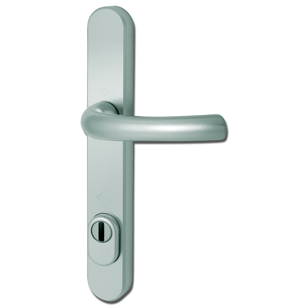 Hoppe Tokyo 92PZ High Security UPVC Door Handle - 220mm ...