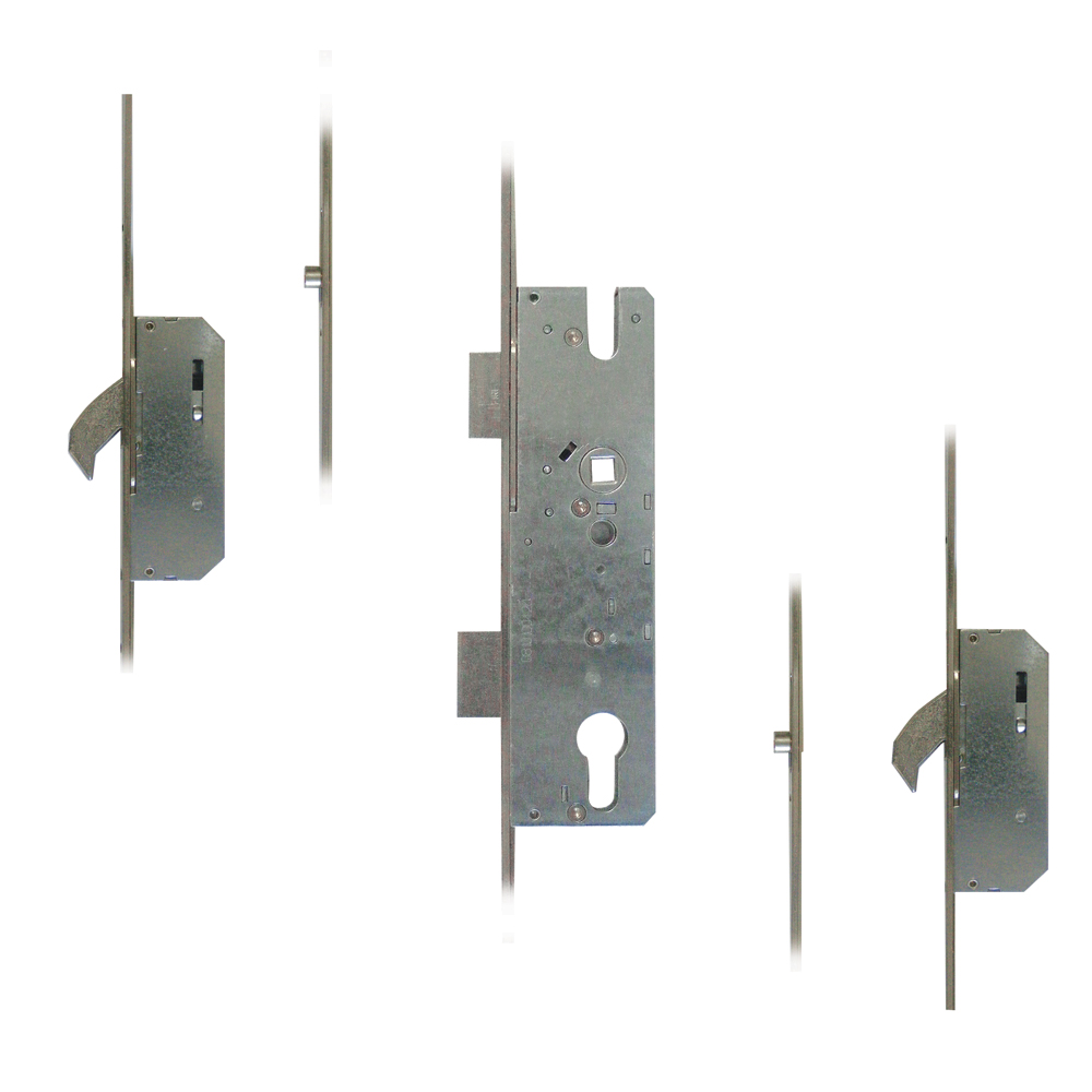 Compare prices for Winkhaus Cobra Split-Spindle 2 Hook and 2 Roller Multipoint Door Lock