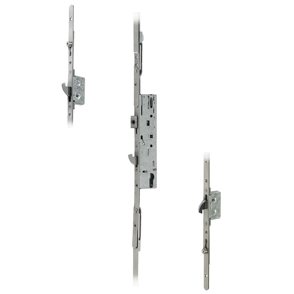 Yale Doormaster Professional 2 Hooks, 2 Rollers UPVC Door Lock