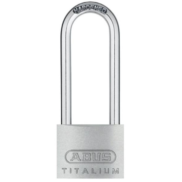 Compare prices for ABUS Titalium 54TI Series Long Shackle Padlock