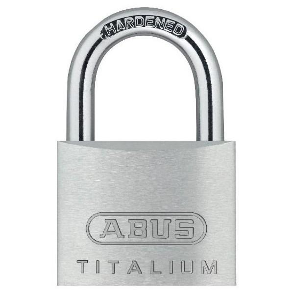 Compare prices for ABUS Titalium 64TI Series Open Shackle Padlock