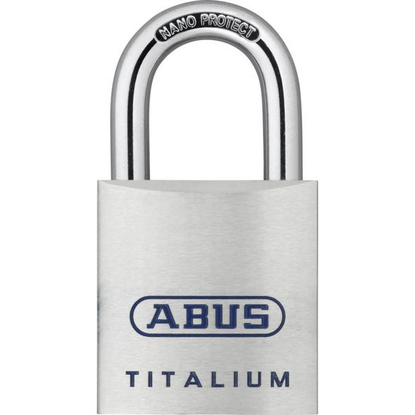 Compare prices for ABUS Titalium 80TI Series Open Shackle Padlock