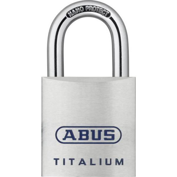 Compare prices for ABUS Titalium 80TI Series Keyed Alike Padlock