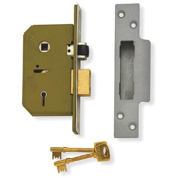 Compare prices for Chubb 3K75 5 Lever Sash Lock