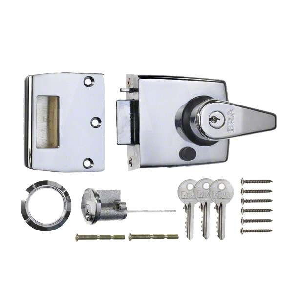 Compare prices for ERA 183 and 193 Auto-Deadlocking Nightlatch with Holdback