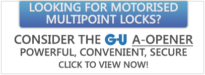 GU Electric Multipoint Locks