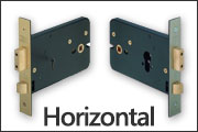 Horizontal Locks