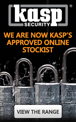 LocksOnline are KASP's approved stockist!