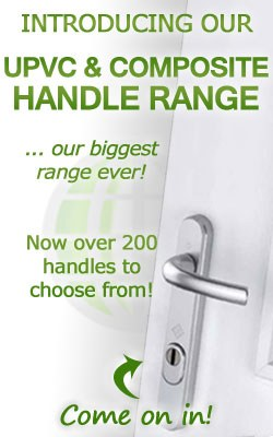 Door Handles for uPVC and Composite Doors