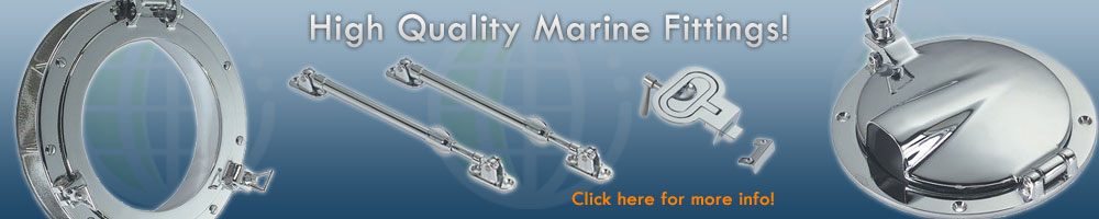 High Quality Marine Fittings