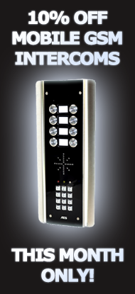10% Off GSM Network Door Controllers