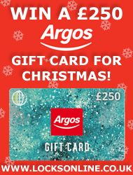 Win a £250 Argos Gift Card!