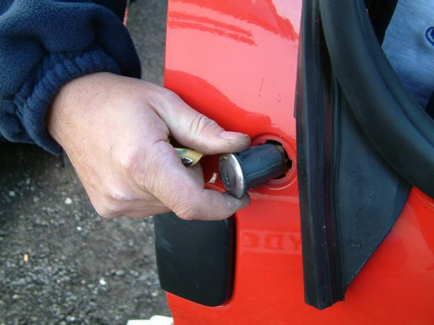 Armaplate Fitting Guide Citroen Berlingo Front Doors