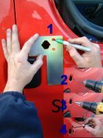 Armaplate Fitting Guide Citroen Berlingo