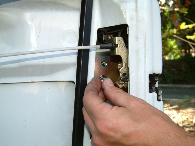 Armaplate Fitting Guide: Mercedes Sprinter Front Doors