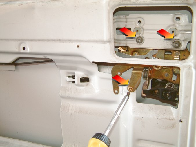 armaplate fitting guide  mercedes sprinter side doors