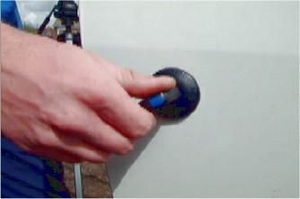 ford transit door lock barrel removal
